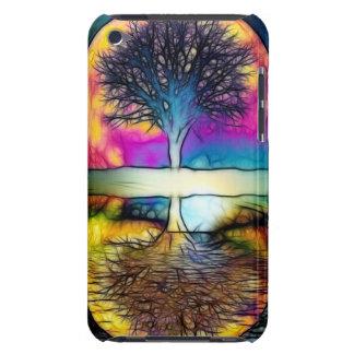 Reino del conocimiento divino iPod touch Case-Mate cobertura