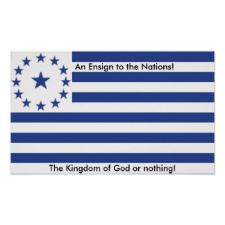 Reino del poster de dios
