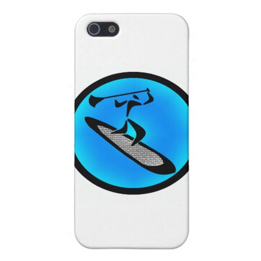 REINO DEL SORBO AZUL iPhone 5 CARCASAS