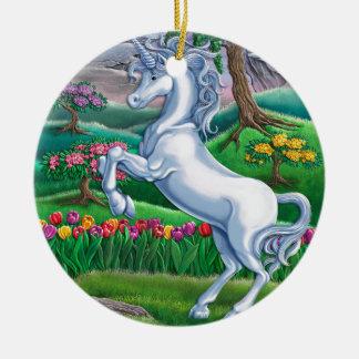 Reino del unicornio ornato