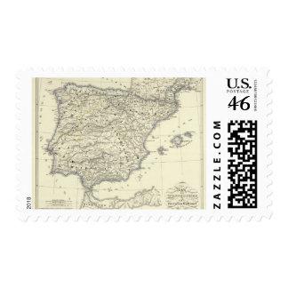 Reino del Visigoths, península ibérica