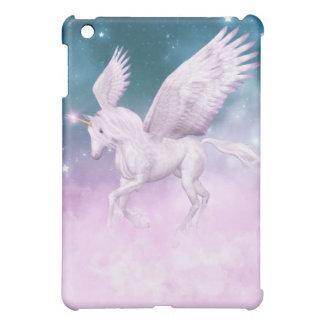 Reino encantado mágico de la fantasía del unicorni