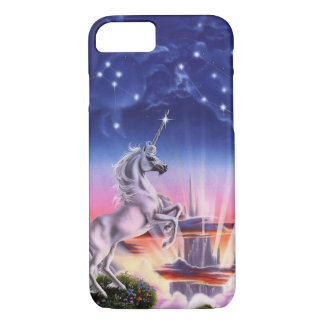Reino mágico del unicornio funda iPhone 7
