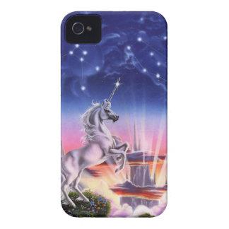 Reino mágico del unicornio funda para iPhone 4