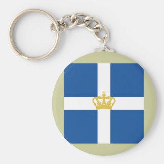 Reino naval Grecia, Grecia de Jack Llaveros Personalizados