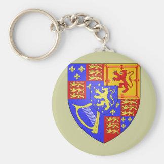 Reino Unido arma 1689, Países Bajos Llavero Personalizado