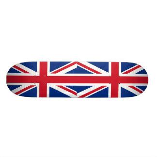 - Reino Unido - bandera británica de Gran Bretaña Patín
