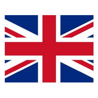 - Reino Unido - bandera británica de Gran Bretaña Postal