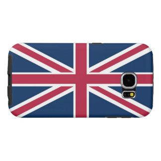 Reino Unido - bandera británica Fundas Samsung Galaxy S6