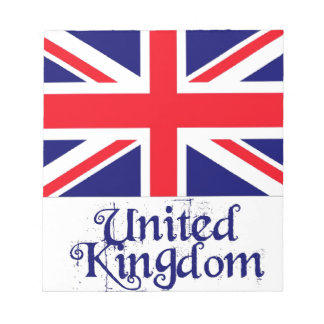 Reino Unido Bloc De Papel