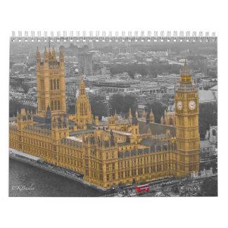 Reino Unido Calendarios