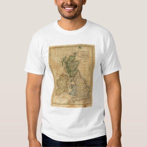 Reino Unido de Inglaterra, de Escocia y de Irlanda Camisas