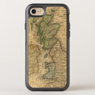 Reino Unido de Inglaterra, de Escocia y de Irlanda Funda OtterBox Symmetry Para iPhone 7