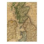 Reino Unido de Inglaterra, de Escocia y de Irlanda Tarjeta Postal