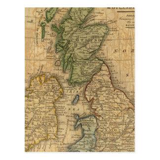 Reino Unido de Inglaterra, de Escocia y de Irlanda Tarjetas Postales