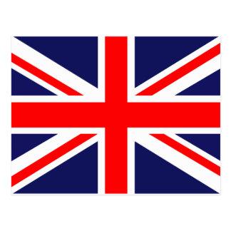 Reino Unido de la bandera de Gran Bretaña Union Postal