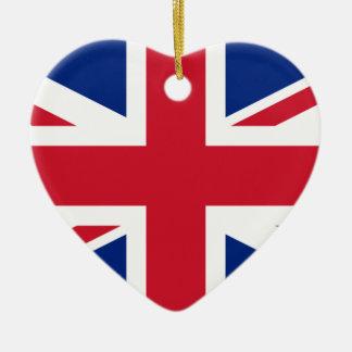Reino Unido Ornamento Para Arbol De Navidad
