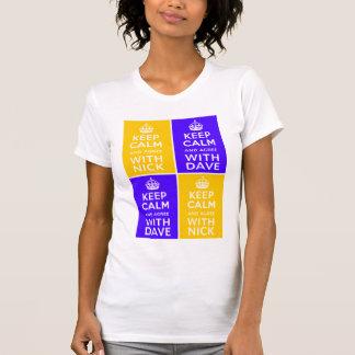Reino Unido del gobierno de coalición Camiseta