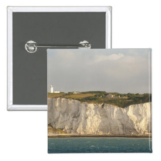 Reino Unido, Dover. Los acantilados blancos famoso Pin Cuadrado