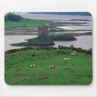 Reino Unido, Escocia, isla de Skye, vieja Alfombrillas De Ratón