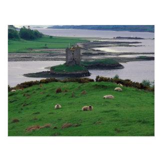 Reino Unido, Escocia, isla de Skye, vieja Postales