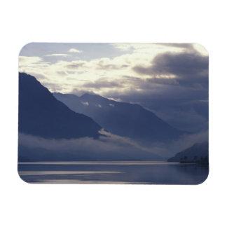 Reino Unido, Escocia. Lago Duich Iman Rectangular