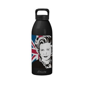 Reino Unido está de luto a Margaret Thatcher, la d Botallas De Agua