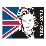 Reino Unido está de luto a Margaret Thatcher, la d Postales