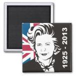 Reino Unido está de luto a Margaret Thatcher, la Imán Cuadrado