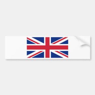 Reino Unido GB Pegatina De Parachoque