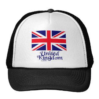 Reino Unido Gorra