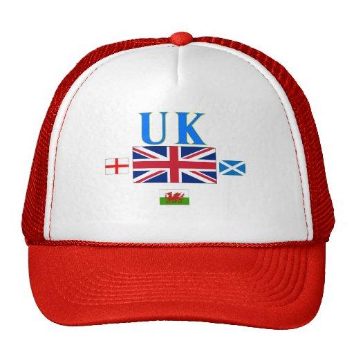 Reino Unido Gorro