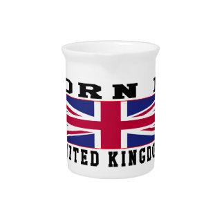 Reino Unido hizo en diseños Jarras Para Bebida