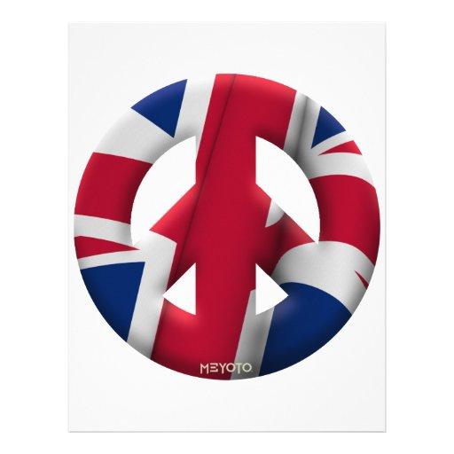 Reino Unido Membrete A Diseño