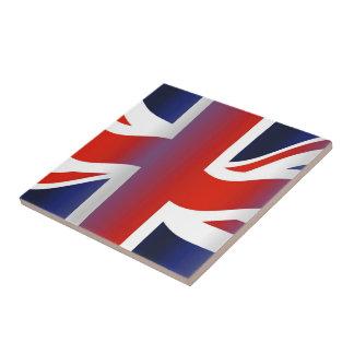 Reino Unido ondulado Azulejo Cuadrado Pequeño