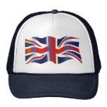 Reino Unido ondulado Gorra