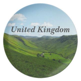Reino Unido Platos
