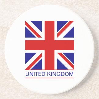 Reino Unido Posavasos Personalizados