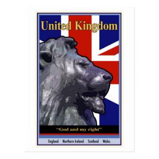 Reino Unido Postales