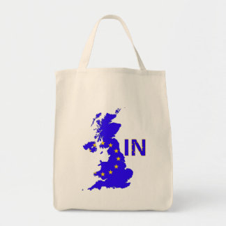 Reino Unido - Referéndum 2016 de la pertenencia a Bolsa Tela Para La Compra