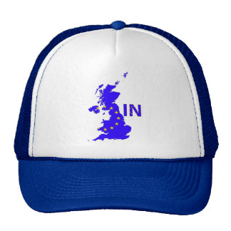 Reino Unido - Referéndum 2016 de la pertenencia a Gorro