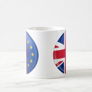 Reino Unido - Referéndum 2016 de la pertenencia a Taza