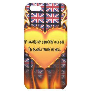 Reino Unido, si el amor de mi país es un pecado