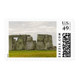 Reino Unido, Stonehenge 10 Sello