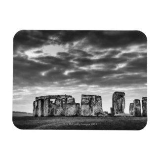 Reino Unido, Stonehenge 11 Imán De Vinilo