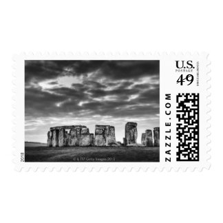 Reino Unido, Stonehenge 11 Sello