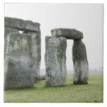 Reino Unido, Stonehenge 13 Azulejo Cuadrado Grande