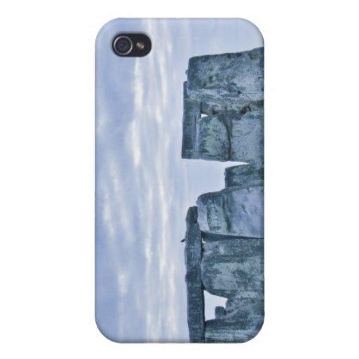 Reino Unido, Stonehenge 3 iPhone 4 Carcasas