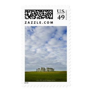 Reino Unido, Stonehenge 5 Timbre Postal