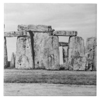 Reino Unido, Stonehenge 7 Azulejo Cuadrado Grande